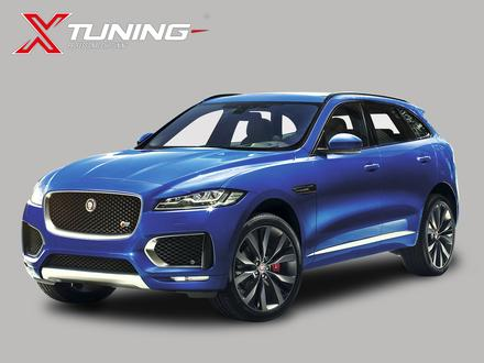 F-Pace (2016 - ..)