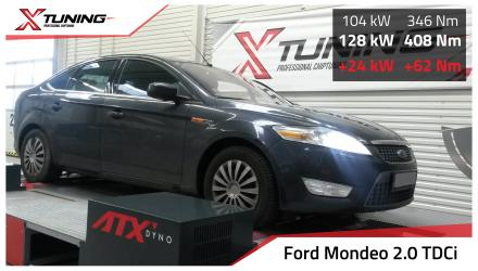 foto Ford Mondeo III (2010 2014) 2.0 TDCi, 103kW