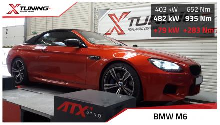 foto BMW M6 ( ) M6 V8 4.4 Bi-Turbo, 411kW