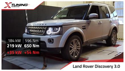 foto Land Rover Discovery I ( 2016) 3.0 SDV6, 187kW